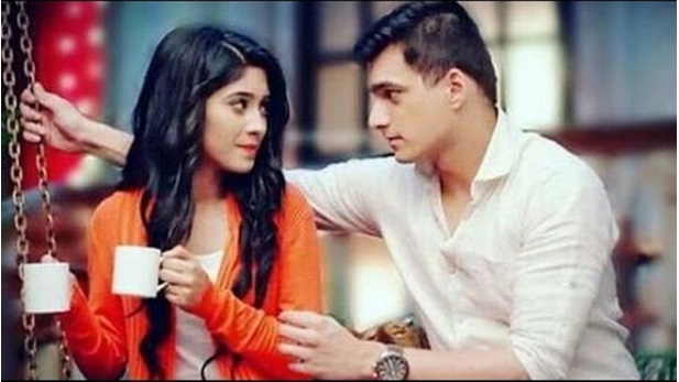 The Love-Struck TV Couple: Shivangi Joshi and Mohsin Khan