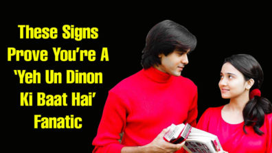 These Signs Prove You Are A 'Yeh Un Dinon Ki Baat Hai' Fanatic 6