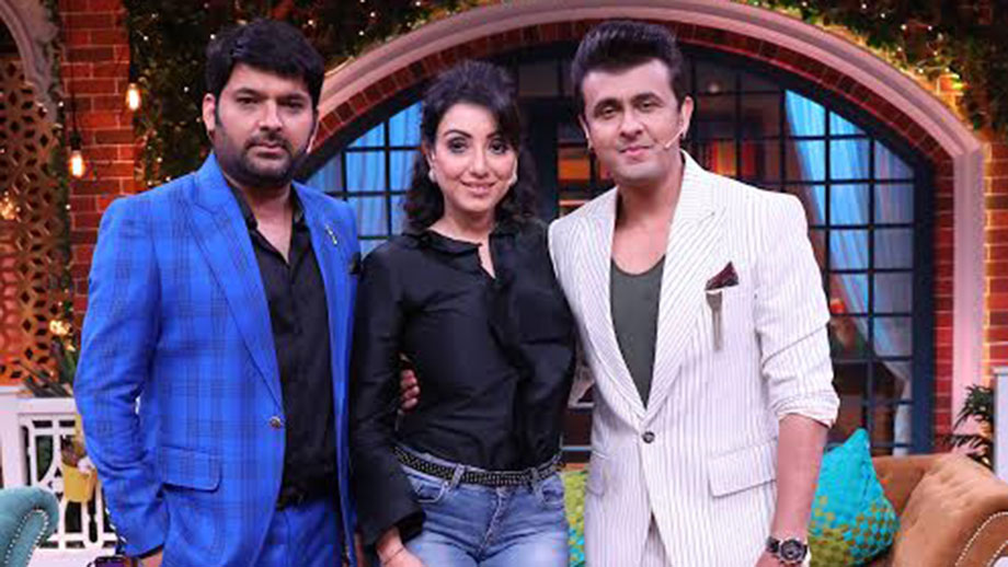 This is how Kapil invited Sonu Nigam on his show