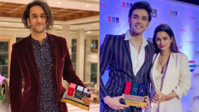Vikas Gupta and Parth Samthaan win awards