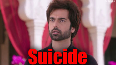 Viraj to attempt suicide in Colors' Vish Ya Amrit: Sitaara