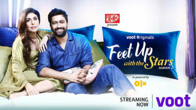 VOOT Original's Feet Up with the Stars returns with Season 2