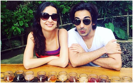 When Cupid Struck Television Sweethearts Sanaya Irani And Mohit Sehgal 4