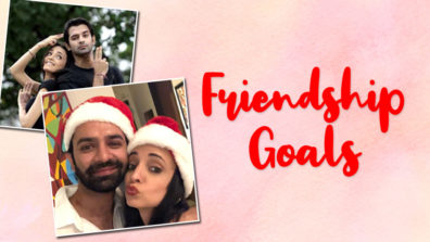 When Iss Pyaar Ko Kya Naam Doon pair Barun Sobti And Sanaya Irani set major friendship goals