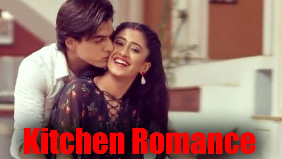 Yeh Rishta Kya Kehlata Hai: Kartik and Naira's 'kitchen romance'