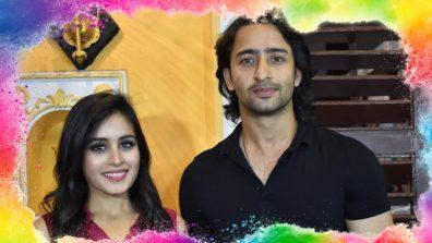 Yeh Rishtey Hain Pyaar Ke leads Shaheer Sheikh and Rhea Sharma consider Holi as a festival that brings joy