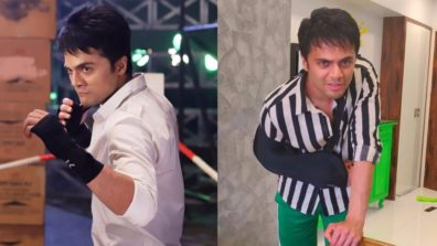 Yeh Teri Galliyan street fight sequence leaves Lavin Gothi with an injured shoulder