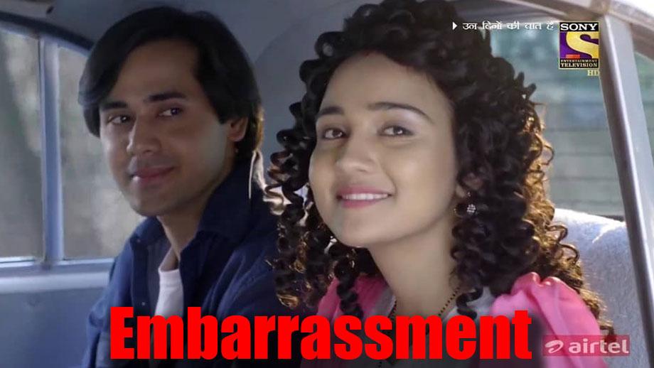 Sameer to face embarrassment because of Naina in Yeh Un Dinon Ki Baat Hai