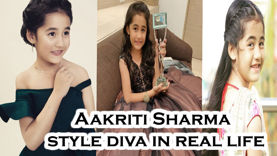Aakriti Sharma is a style diva in real life