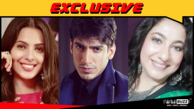Alice Kaushik, Paras Zutshi and Anahita Sharma in SOL and Sandiip Sikcand's Star Plus show