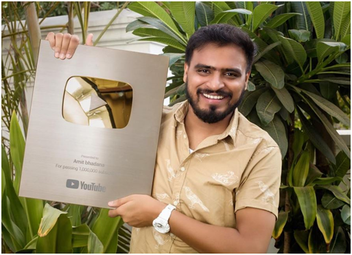 Amit Bhadana: The YouTuber Who Is Winning Hearts With His Desi Videos 3