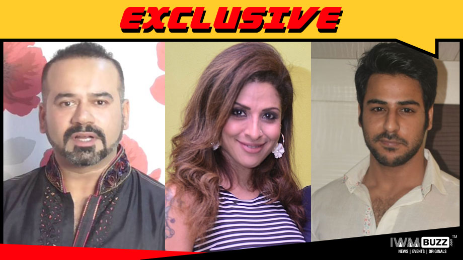 Ashish Nayyar, Deepak Sandhu and Tanaaz Irani join Karan and Dipika in SOL and Sandiip Sikcand's Star Plus show