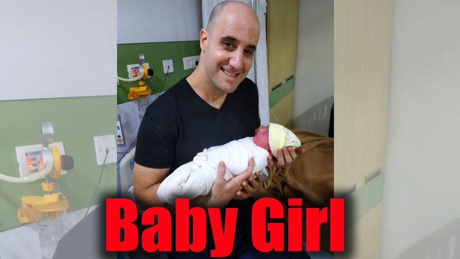 Ashwin Mushran becomes proud father to a baby daughter