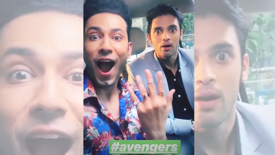 Avengers Endgame: Parth Samthaan and Sahil Anand excited to watch the movie