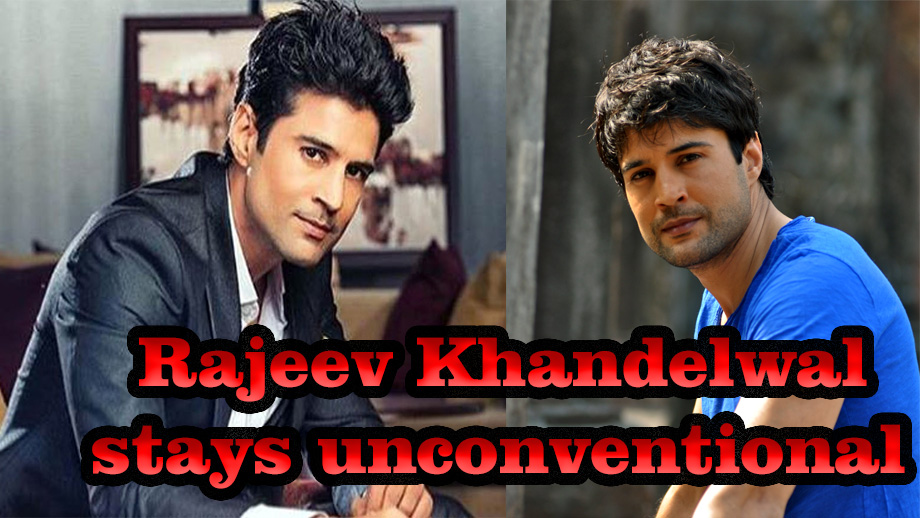 Be it films or fashion, Rajeev Khandelwal stays unconventional 6