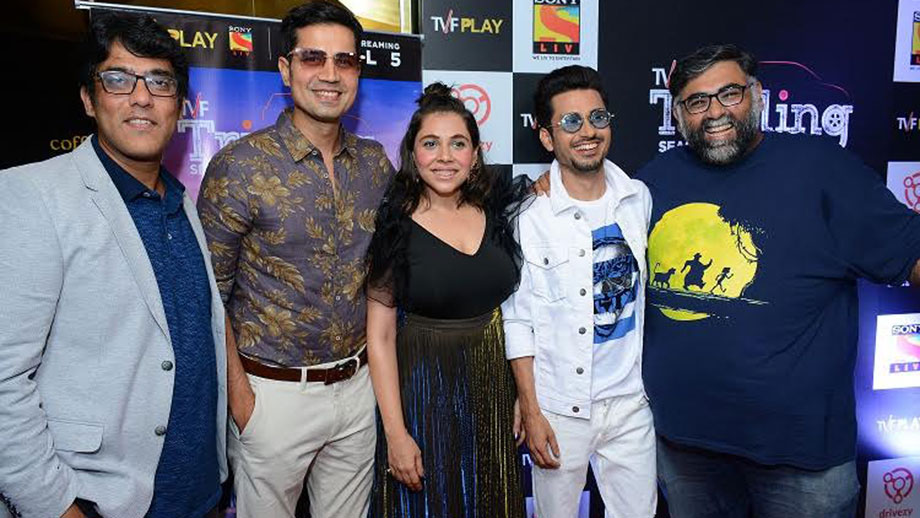 Chandan, Chanchal and Chitvan to take the fun and excitement up a notch in Tripling season 2