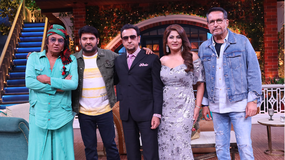 Chunky is a real kanjoos: Gulshan Grover spills the beans on the Kapil Sharma Show