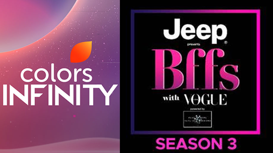 COLORS INFINITY presents Jeep Bffs with Vogue