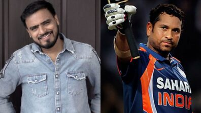 Digital superstar Amit Bhadana's connection with master blaster Sachin Tendulkar