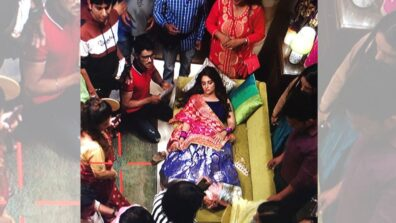 Dipika Kakkar faints on the set of Pani Puri