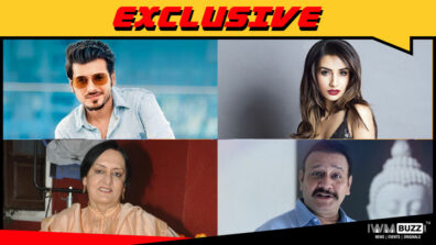 Divyendu Sharma, Patralekha, Dolly Ahluwalia and Paritosh Sand in ZEE5's next