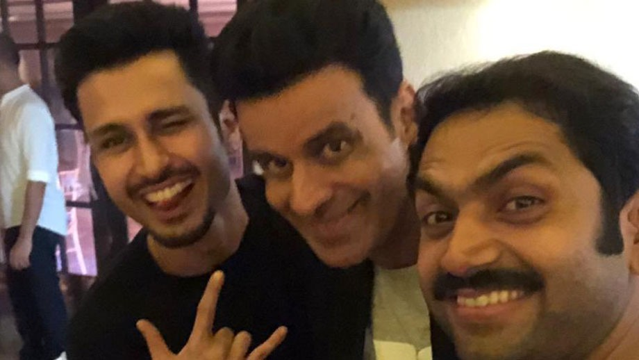 Fans are loving Amol Parashar and Manoj Bajpayee's friendly Twitter banter