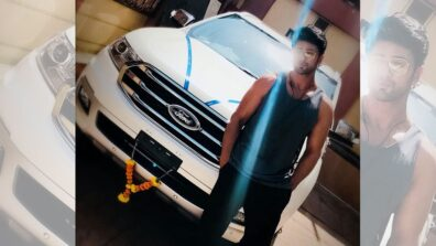 Guddan: Lead actor Nishant Singh Malkani buys a new car