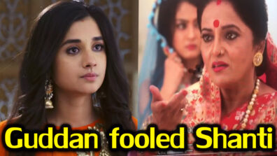 Guddan Tumse Na Ho Payega 24 April 2019 Written Update Full Episode: Shanti fooled by Guddan