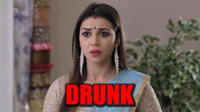 Guddan Tumse Na Ho Payega: Laxmi to get drunk