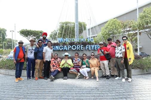 Have you seen travel diaries of Taarak Mehta ka Ooltah Chasma, from Gokuldham to Singapore! 1