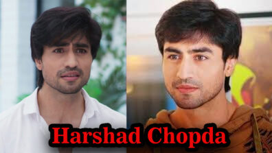 Here Are the Reasons Why We Love TV Actor Harshad Chopda! 2