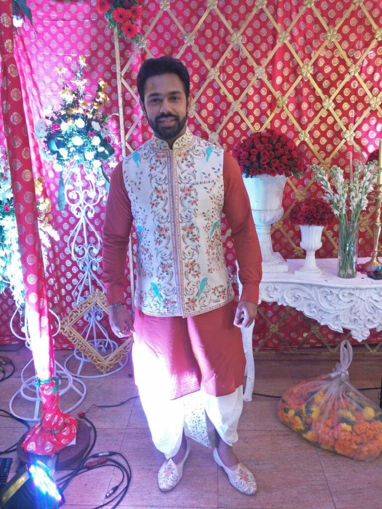 I have started feeling responsible suddenly, says Ssharad Malhotra post marrying Ripci Bhatia 13