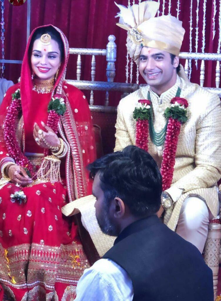 I have started feeling responsible suddenly, says Ssharad Malhotra post marrying Ripci Bhatia 23
