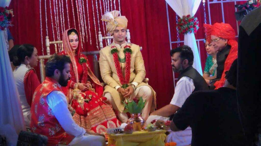 I have started feeling responsible suddenly, says Ssharad Malhotra post marrying Ripci Bhatia 24
