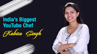India's Biggest YouTube Chef Kabita Singh