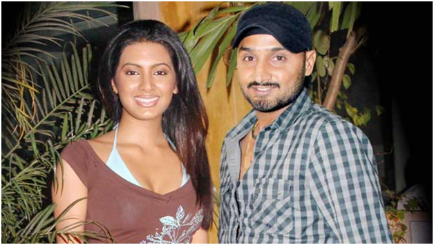 It all started when Harbhajan Singh first saw Geeta Basra in a music video 1