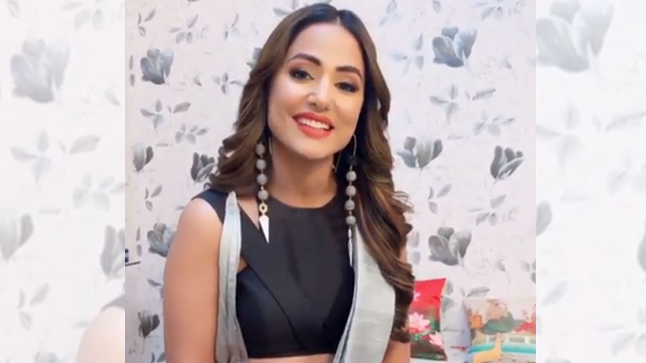 Kasautii Zindagii Kay: Hina Khan has a special message for her fans