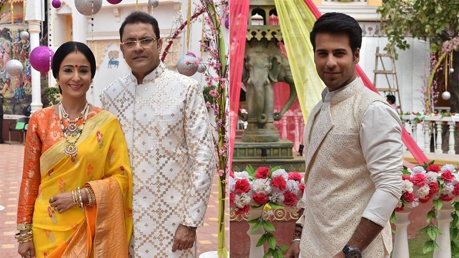 Ketki's haldi ceremony in Yeh Rishtey Hai Pyaar Ke 3
