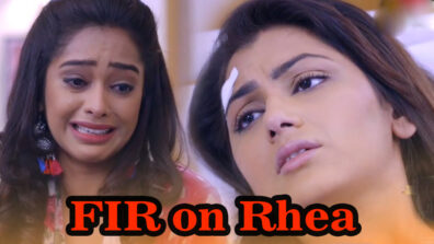 Kumkum Bhagya 19 April 2019 Written Update Full Episode: Prachi Smacks FIR on Rhea