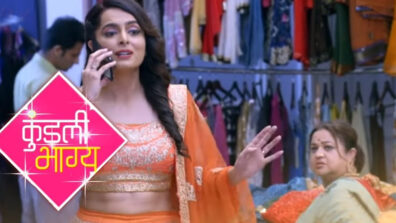 Kundali Bhagya 22 April 2019 Written Update Full Episode: Sarla stalks Sherlyn