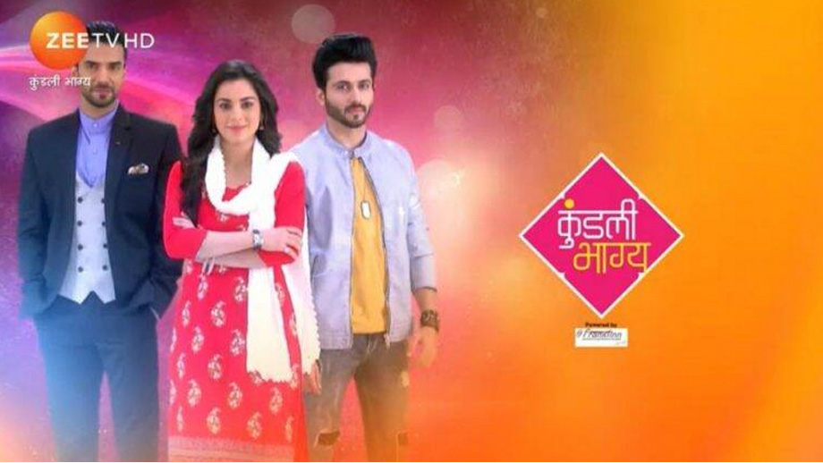 Kundali Bhagya 23 April 2019 Written Update Full Episode: Sherlyn's wedding is stopped!