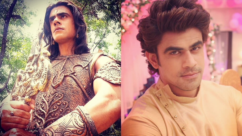 Mahabharat TV Serial All Characters Real Names With Photographs : Ashwatthama / Ankit Mohan