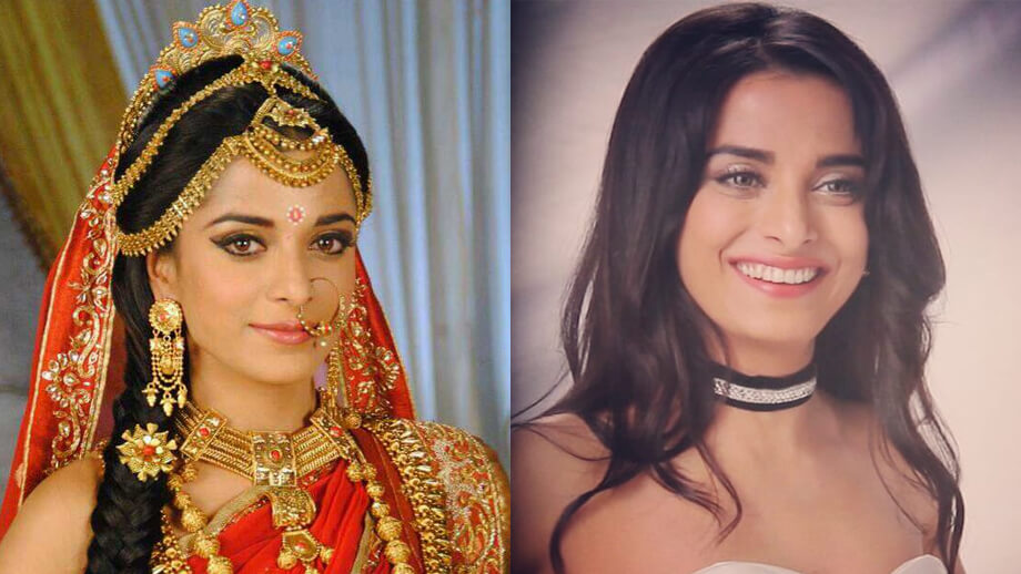 Mahabharat TV Serial All Characters Real Names With Photographs : Draupadi / Pooja Sharma