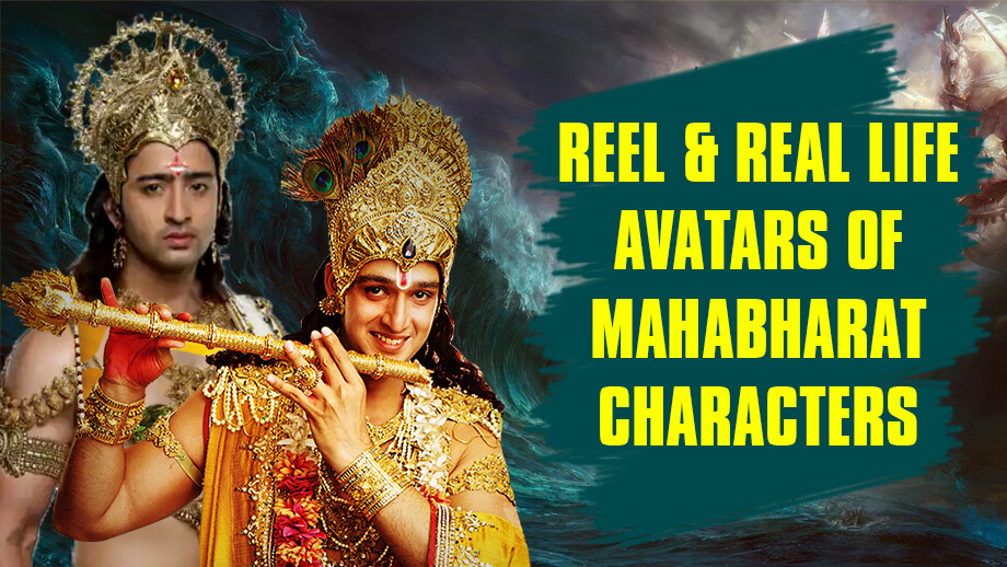 Mahabharat Characters With Their Reel And Real Life Avatars 6