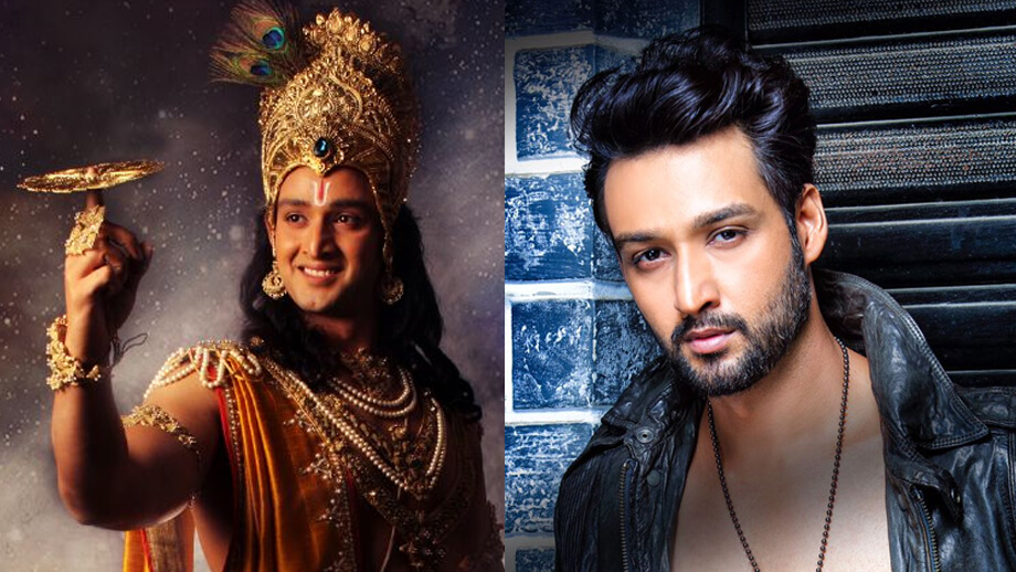 Mahabharat TV Serial All Characters Real Names With Photographs : Krishna / Saurabh Raj Jain