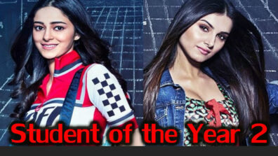 Meet the new faces of Student of the Year 2- Ananya Pandey & Tara Sutaria 2