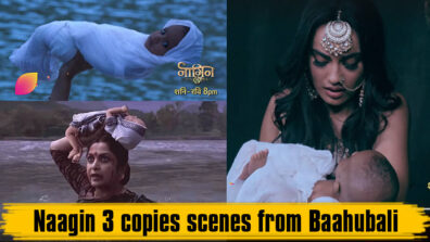 Naagin 3 copies scenes from Baahubali. Take a Look! 4