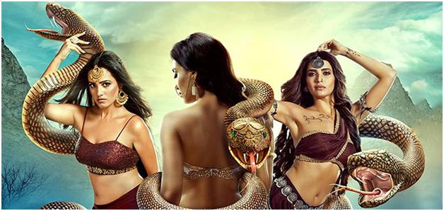 Naagin 3 copies scenes from Baahubali. Take a Look!