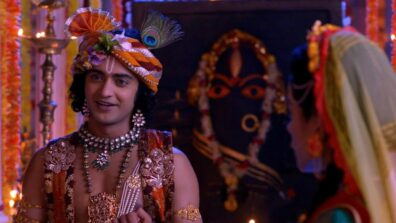 Radhakrishn Written update: Krishn explains the importance of the 9 Goddesses through Navratri week! 1
