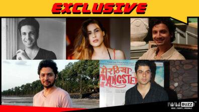 Rajeev Siddhartha, Sheetal Thakur, Priyanshu Painyuli, Shadab Kamal, Chandrachoor Rai in Netflix's Upstarts